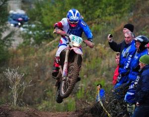 U.S. Junior Team rider Thad Duvall.